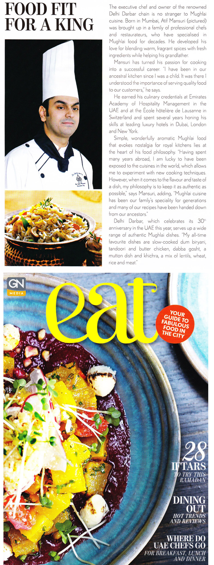 EAT-Magazine---Food-Fit-for-a-King---18-June-2015